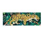 Puslespill med leopardmotiv, 1000 brikker - Djeco