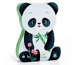 Puslespill, panda, 24 biter - Djeco