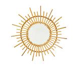 Speil med solstråler