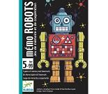 Kortspill Robots - Djeco
