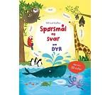 Spørsmål og svar om dyr, barnebok