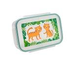 Matboks med tiger, tre rom - Sugarbooger