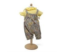 Selebukse og skjorte, dukkeklær, 33-37 cm