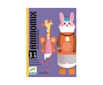 Kortspill Animomix - Djeco