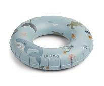 Badering med havdyr, 45 cm - Liewood