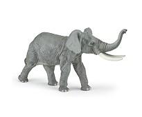 Elefant miniatyrfigur - Papo