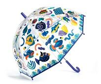Paraply med magisk effekt, fisker - Djeco