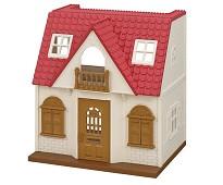 Hytte med tilbehør - Sylvanian Families