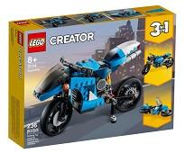 LEGO Creator Supermotorsykkel 31114