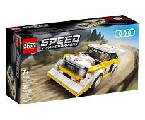 LEGO SpeedChampions 1985 AudiSport quattroS1 76897