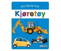 Min første bok, kjøretøy, pekebok