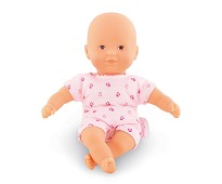 Mini Calin, rosa dukke 20 cm - Corolle