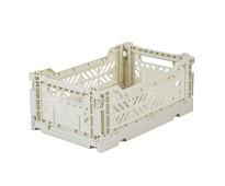 Foldbar oppbevaringskasse Coconut 27x17 - Aykasa