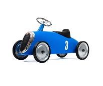 Blå sittebil, Rider - Baghera