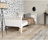 Seaside hvit sofaseng fra Oliver Furniture