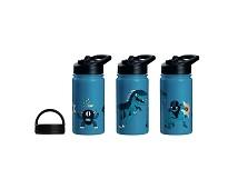 Blå drikkeflaske, 3 valg - Frii of Norway