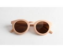 Solbriller til barn, beige - Grech & Co