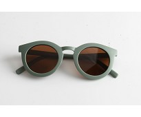 Solbriller til barn, grønn - Grech & Co