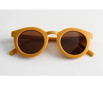 Solbriller til barn, gul - Grech & Co