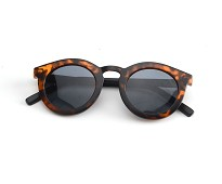 Solbriller til voksen, brun melert - Grech & Co