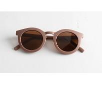 Solbriller til voksen, lyserosa - Grech & Co