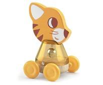 Katt på hjul - Djeco