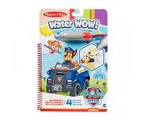 WaterWow Paw Patrol, Chase - magisk fargelegging