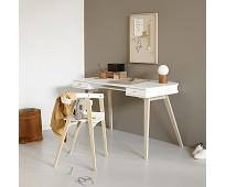Wood skrivebord og stol - Oliver Furniture