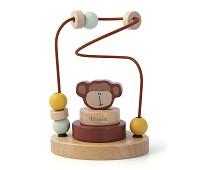 Kulelabyrint med apekatt - Trixie