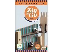 Zig & Go kulebane, 14 deler - Djeco
