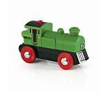 Batteridrevet grønt lokomotiv - BRIO