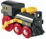 Damplokomotiv - BRIO