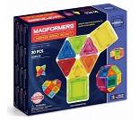Magformers Window, 30 deler - magnetiske klosser